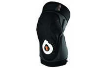 SixSixOne Evo Knee Guard schwarz